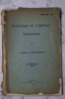 Autoritair en libertair socialisme